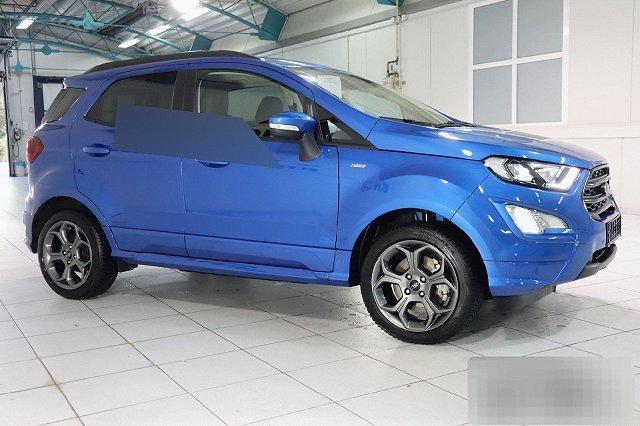 Ford EcoSport - 1,0 ECOBOOST MJ2020 ST-LINE NAVI BO LM17 AHK