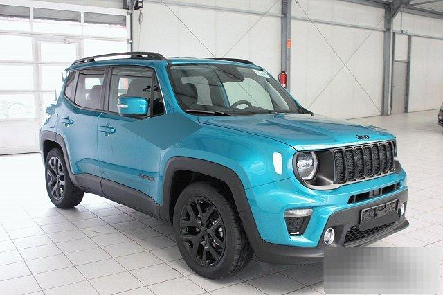 Jeep Renegade - 1,3 T-GDI 2WD LIMITED BLACK PACK NAVI DDCT