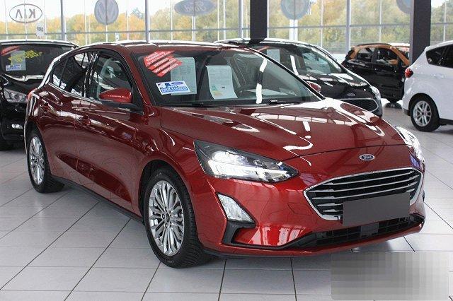 Ford Focus - 1,5 ECOBLUE AUTO. 5T MJ2020 TITANIUM NAVI LED ERGO-SITZ LM17
