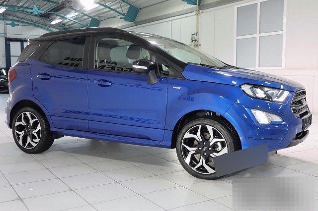 Ford EcoSport - 1,0 ECOBOOST ST-LINE NAVI XENON LM18
