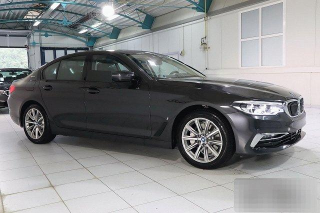 BMW 5er - 530E AUTO. LUXURY LINE NAVI ADAP-LED GSD HEAD-UP HIFI LM18