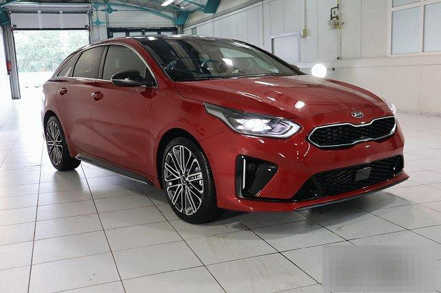 Kia ProCeed - 1,4 T-GDI DCT7 GT LINE NAVI LEDER TECHNOLOGIE GLASDACH PERFORMANCE NSW