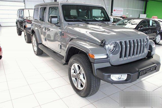 Jeep Wrangler - JL 2,0 T-GDI UNLIMITED 4WD SAHARA MJ 2021