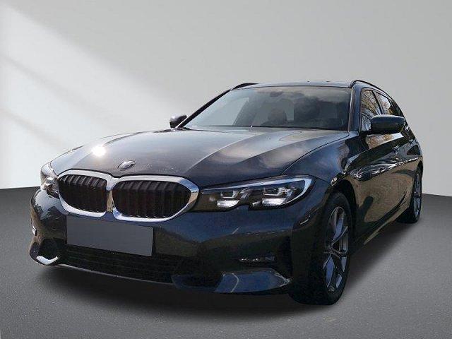 BMW 3er Touring - 320d Sport Line Aut. Live Cockpit Plus Spurassistent LED-Scheinwerfer Ambientes L