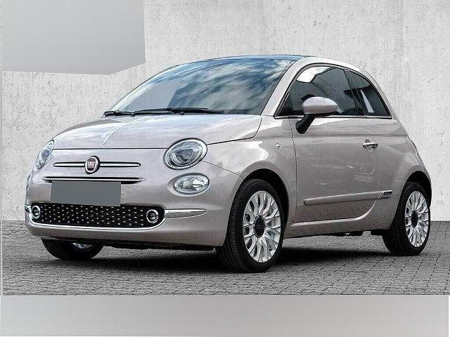 Fiat 500 - Hybrid Star - City Paket, Style DAB+,