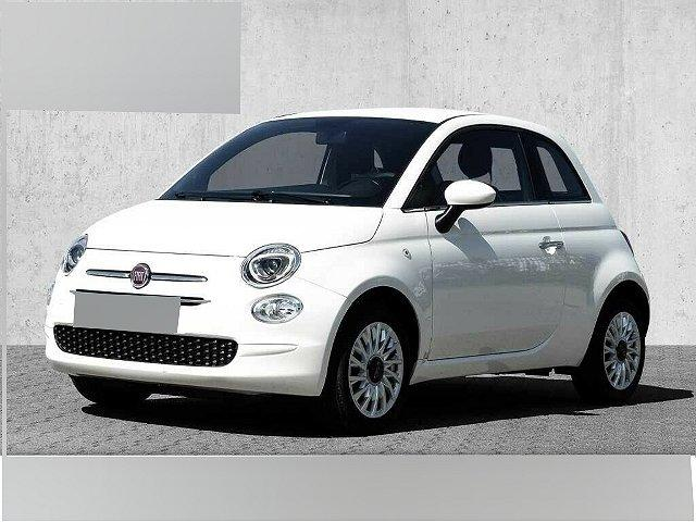 Fiat 500 - Hybrid Lounge - Klimaanlage, Apple CarPlay,