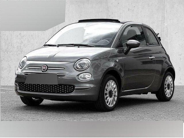 Fiat 500C - Hybrid Lounge - City Paket, Klimaanlage, Ap