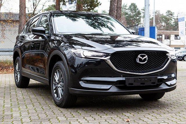 Mazda CX-5 - EXCLUSIVE-LINE SkyActiv-G 165 +NAVI+SHZ+LED