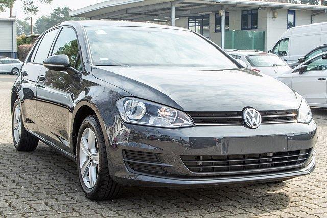 Volkswagen Golf - 7 COMFORTLINE 1.4TSI 4TÜR+KLIMA+SITZHZ+NAVI