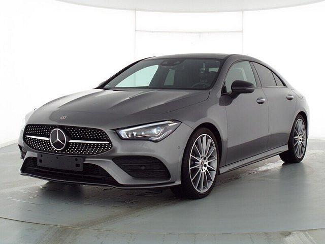 Mercedes-Benz CLA-Klasse - CLA 220 d AMG Sport Night AHK Abstandstemp. LED