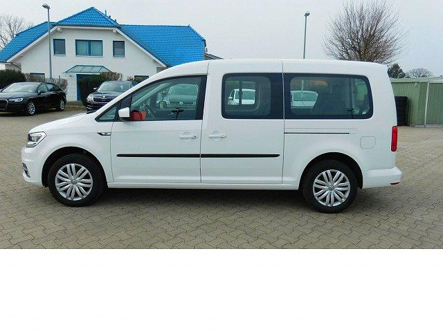 Volkswagen Caddy - 2.0 Maxi Trendl BMT TDI 7Sitze Navi Klima