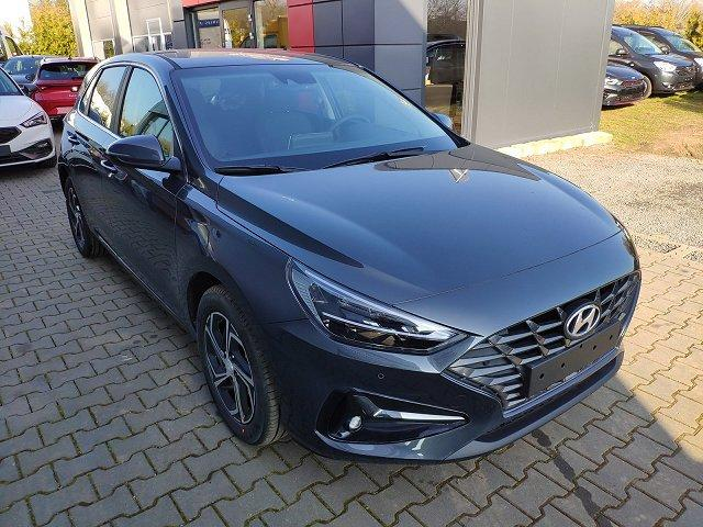 Hyundai i30 - Neues Modell! App-Connect*Kamera*SHZG*LED