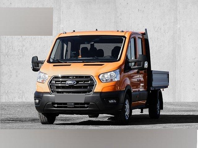 Ford Transit - Pritsche 350 L3 DOKA Trend 2.0 TDCi EU6d-T Beheizb. Frontsch. Multif.Lenkrad Klima