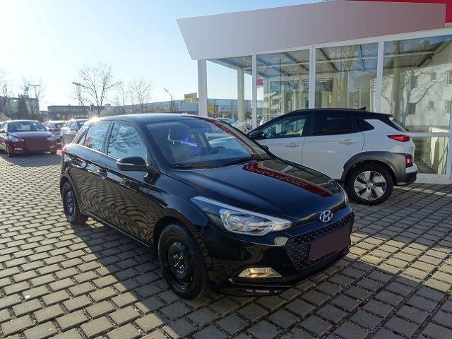 Hyundai i20 - Classic 1.2 NR RDC Alarm Klima AUX USB MP3 ESP GWPlus Dekra Siegel Spieg. beheizbar