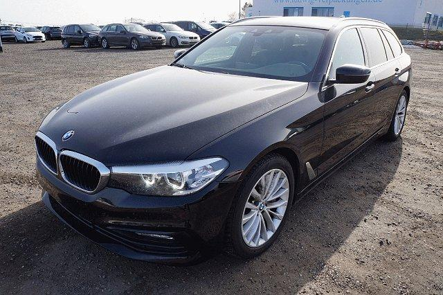 BMW 5er Touring - 540 d xDrive Sport Line*Navi*Leder*Pano*