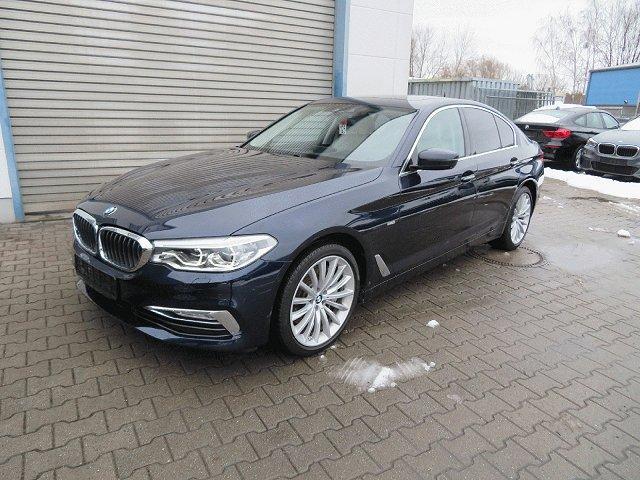 BMW 5er - 540 d xDrive Luxury Line*Nappa*Nav Prof*Pano*HK