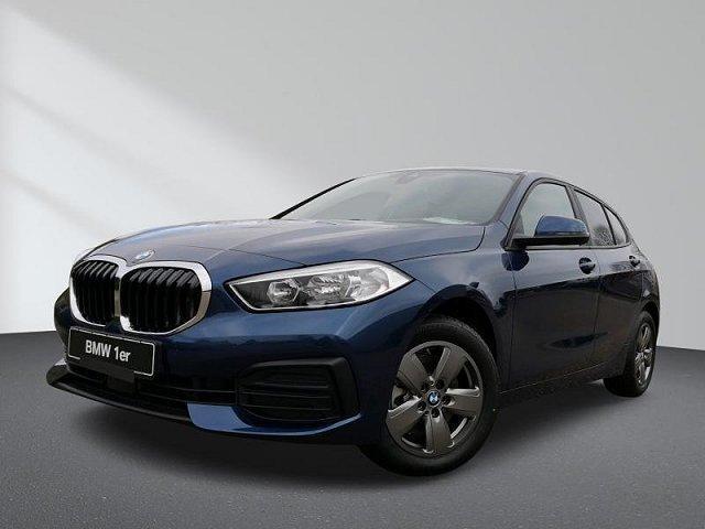 BMW 1er - 118d 5-Türer Aut Advantage Comfort Business HiFi