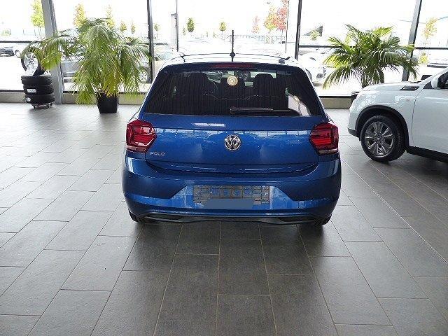 Volkswagen Polo - 1.0TSI ACC PDC v+h Winter SOFORT Navifunktion über AppConnect Alu Climatic