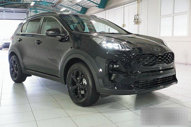 Kia Sportage - 1,6 T-GDI 2WD BLACK EDITION MJ21 PREMIUM