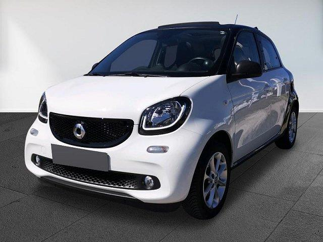 Smart forfour - passion Sitzheizung PDC Bluetooth