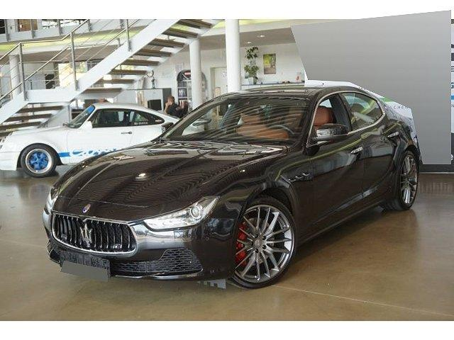 Maserati Ghibli - S Q4 3.0 V6 Bi-Turbo*ACC 21''Alu Spurass.