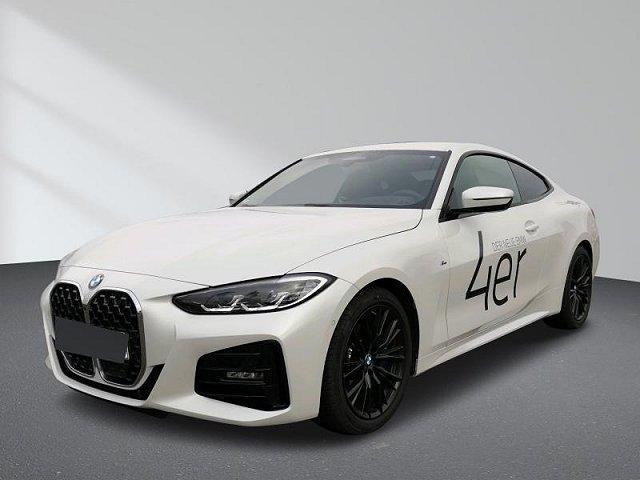 BMW 4er - 430i Coupé M-Sport BusinessProf Entertainment