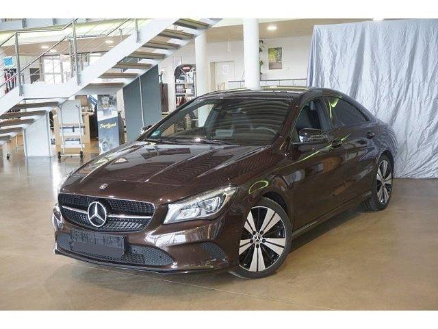 Mercedes-Benz CLA-Klasse - CLA 200 CDI 4Matic LED Navi Fernlichtass SHZ BT