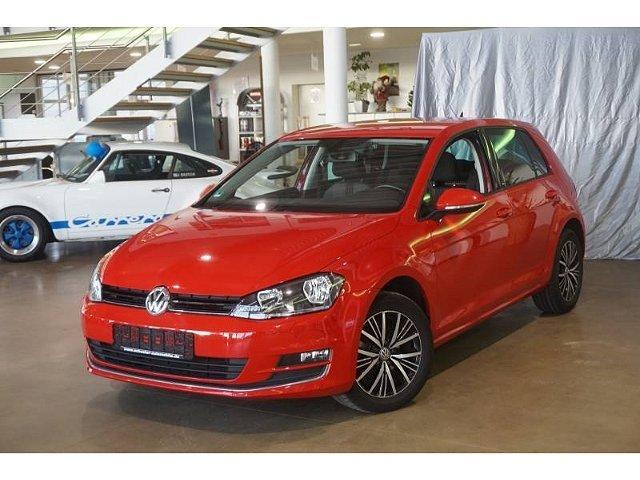 Volkswagen Golf - VII ALLSTAR 1.2TSI*Tempomat SHZ PDCv+h Alu
