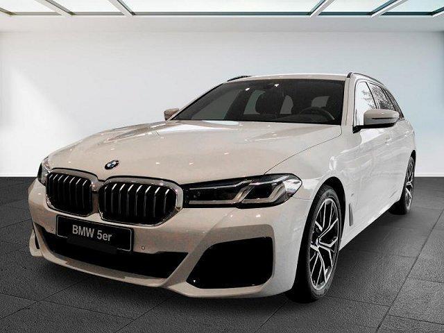 BMW 5er Touring - 520d AHK M-Sport BusinessProf Entertainment