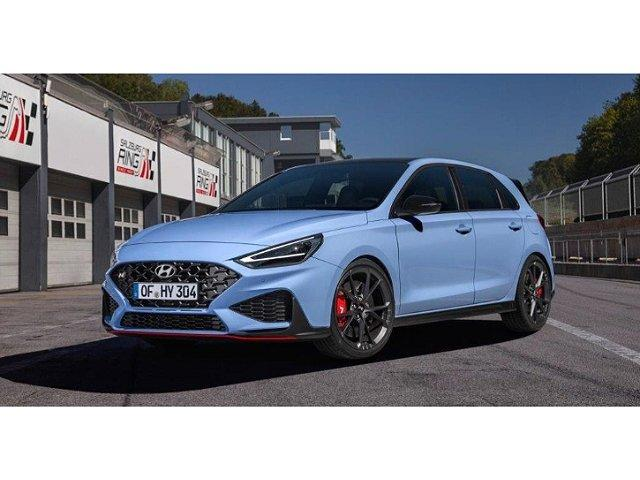 Hyundai i30 N - Performance Facelift 280 PS DCT NAVI Panorama-Glas-Schiebedach