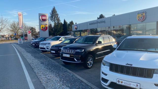 Autoland Pocking Ihr Vertragshändler und Servicepartner in Pocking bei Passau  Vertragshändler für die Marken Fiat - Abarth - Fiat Professional