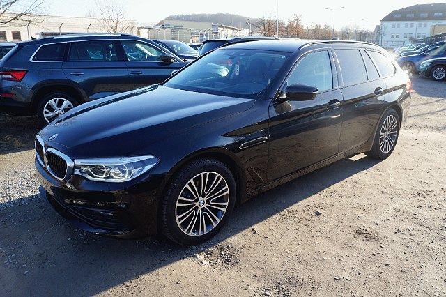 BMW 5er Touring - 520 dA Sport Line*Navi Prof*HeadUp*HiFi*