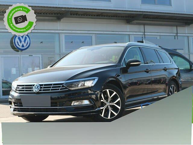 Volkswagen Passat Variant - 2.0 TDI SCR R-LINE HIGHLINE NAVI+