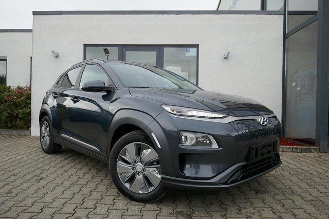 Hyundai Kona - 150kW LED/Wärmepumpe/NaviKrell/Sitz+Lenkhzg