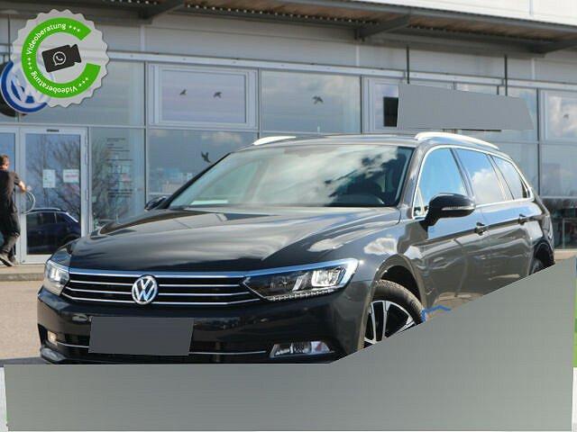 Volkswagen Passat Variant - 2.0 TDI DSG HIGHLINE NAVI+LED+AHK