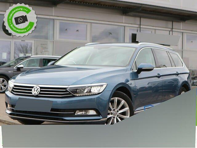 Volkswagen Passat Variant - 2.0 TDI HIGHLINE NAVI+AHK+LED+BLU