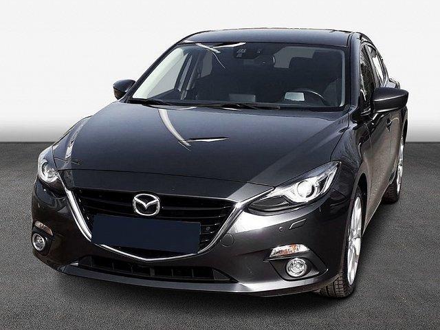 Mazda Mazda3 5-Türer - 3 SKYACTIV-G 120 Sports-Line Navi Allwettereifen