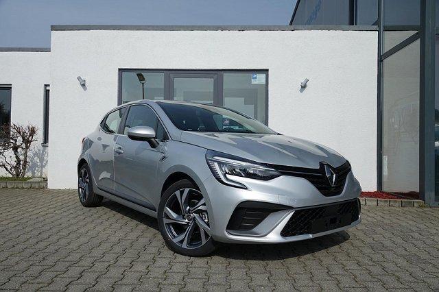 Renault Clio - R.S. LINE Infotainment-Paket/Sitzhzg SOFORT