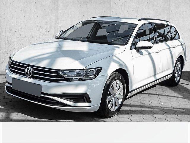 Volkswagen Passat Variant - 1.6 TDI DSG Basis NAVI LED