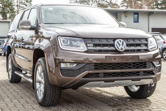 Volkswagen Amarok - 3.0 TDI 4-MOTION/HARDTOP/STHZ/AHK/UPE:63