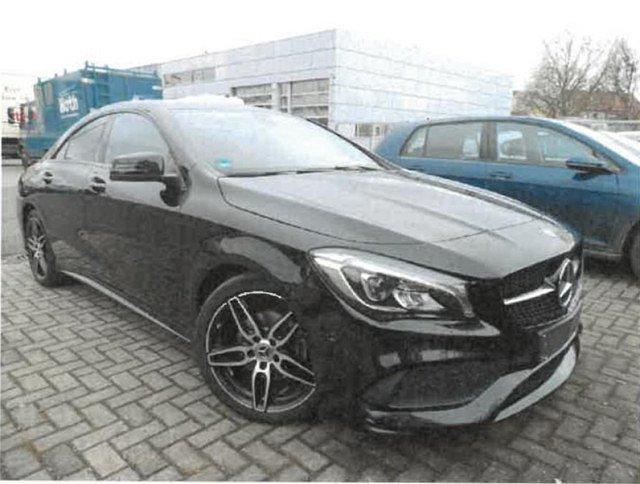 Mercedes-Benz CLA-Klasse - CLA 200 AMG Line Night LED Navi PTS SHZ