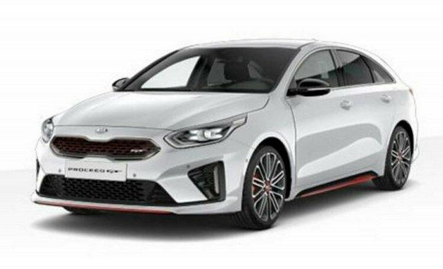 Kia ProCeed - GT AT MJ 21 NAV*CAM*SHZG*PANO