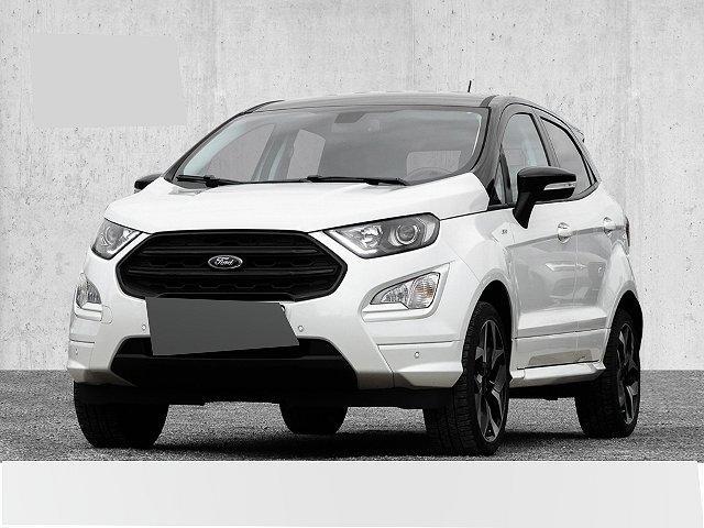 Ford EcoSport - ST-Line 1.0 EcoBoost Navi Keyless Rückfahrkam. PDCv+h Beheizb.-Frontsch.