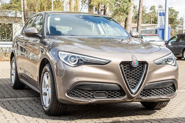 Alfa Romeo Stelvio - *SUPER* 2.2 JTDM*AUTOMAT*/OHNE KM/UPE:51