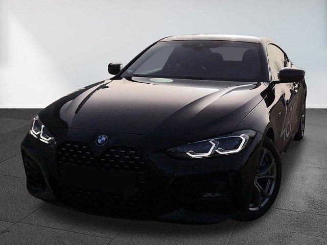 BMW 4er - 430i Coupé AHK M-Sport BusinessProf Glasdach