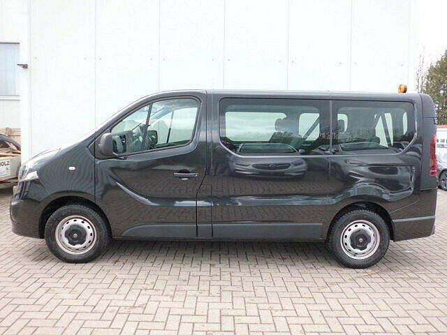 Opel Vivaro - B 9-Sitzer L1H1+Doppelklima+Allwetter