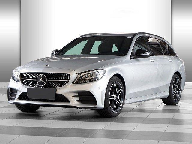 Mercedes-Benz C-Klasse - C 300 T AMG Line Night Standhz. LED Navi Spurh.