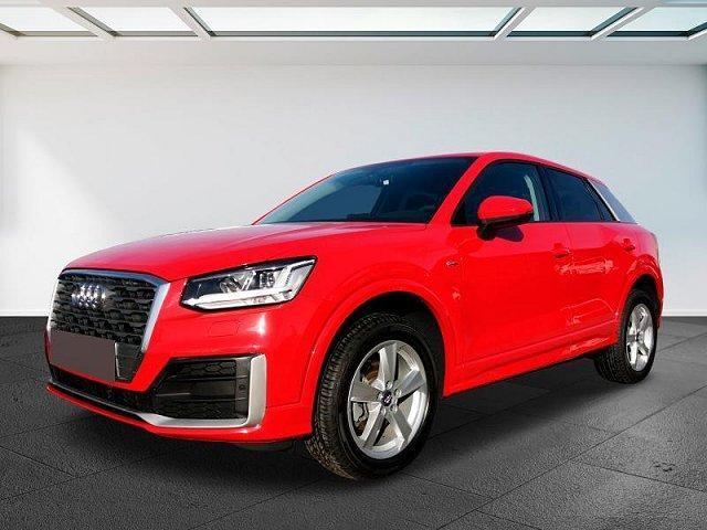 Audi Q2 - 30 TDI sport S-Line LED Navi Kamera virtual DAB Keyless elektr. Heckklappe Tempomat