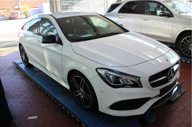 Mercedes-Benz CLA Shooting Brake - 200 SB AMG Line Night LED Navi PTS SHZ N
