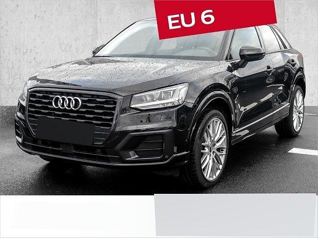Audi Q2 - 1.4 TFSI S tronic Design NAVI ALU OPTIKPAKET